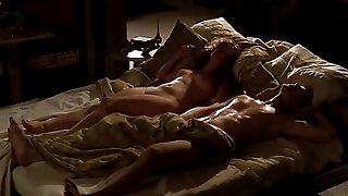 Alice Henley and Simon Nation sex scene in Hbo Rome (better video quality)