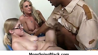 Mom Wants Fry BFs Black Cock 22